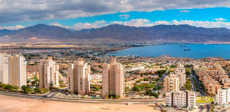 Eilat homes Photo: Shutterstock