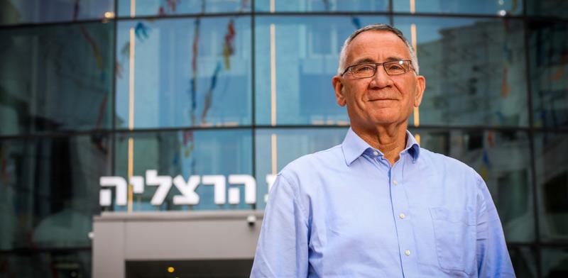 ראש עיריית הרצליה, משה פדלון / צילום: שלומי יוסף