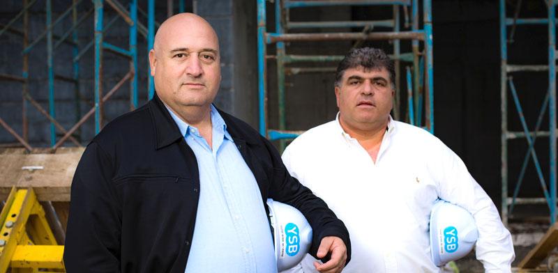 האחים אמיר יעקובי פיני יעקובי / צילום: אריק-סולטן