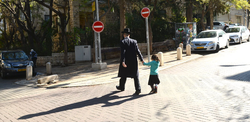 שכונת הדר, חיפה / צילום: איל יצהר