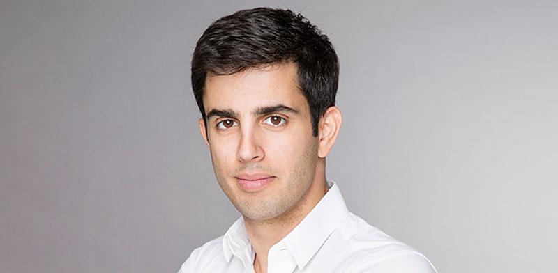 אריאל פרדו, בעלים ומנהל העסקים ראשי של גיבוי איתן  / צילום: יחצ
