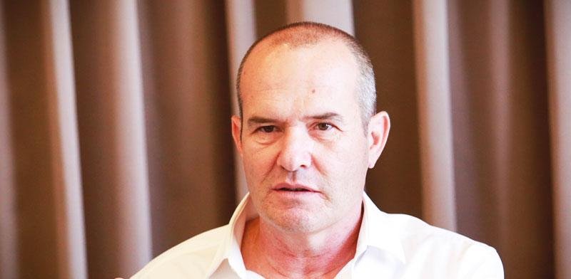 """שי אוזון, המנכ""""ל החדש של בבילון / צילום: שלומי יוסף"""