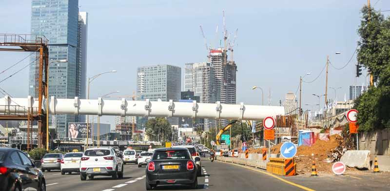 גשר יהודית/ צילום: שלומי יוסף