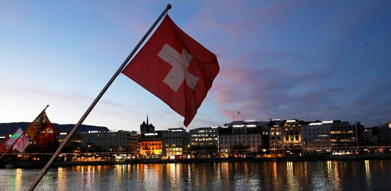 ז'נבה, שווייץ / צילום: רויטרס, Denis Balibouse