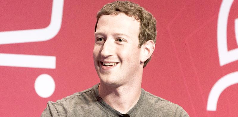 """מייסד ומנכ""""ל פייסבוק, מארק צוקרברג / צילום: shutterstock"""