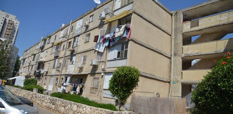 שכונת גיורא בגבעת שמואל/ צילום: תמר מצפי