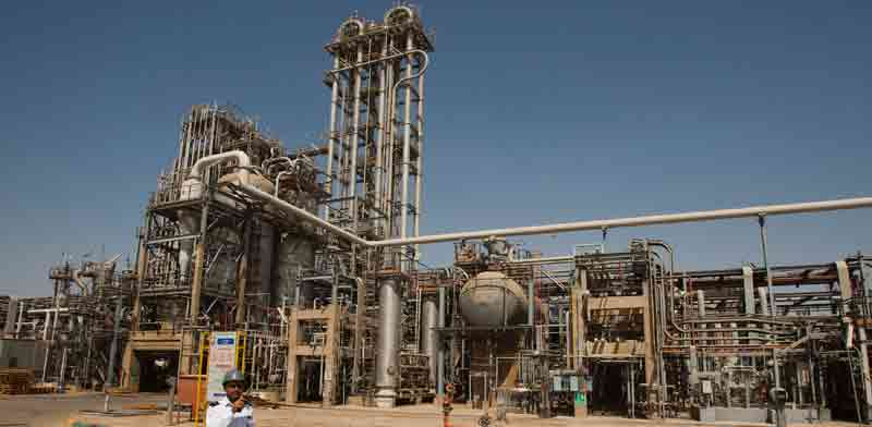 מפעל פטרוכימיים באיראן / צילום: רויטרס, Raheb Homavandi