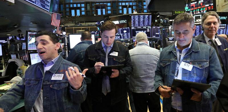 הנפקת ליווי'ס בבורסת NYSE / צילום: רויטרס, Brendan McDermid