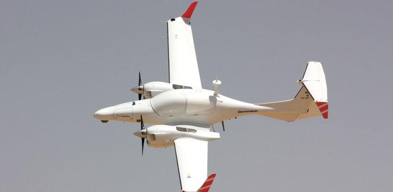 """מטוס ללא טייס של חברת אירונאוטיקס / צילום: יח""""צ"""