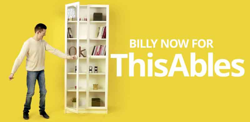 IKEA campaign with McCann Photo: IKEA McCann campaign