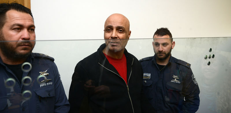 """עו""""ד מיכאל שר בבית המשפט / צילום: איל יצהר"""
