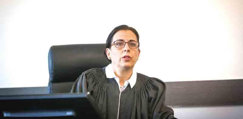 השופטת מיכל אגמון-גונן / צילום: שלומי יוסף