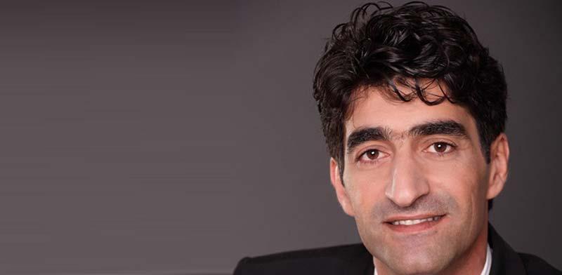 מורסי אבו מוך, ראש עיריית באקה/ צילום:יחצ
