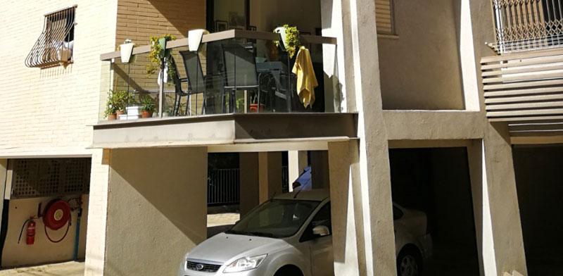 רחוב השומר 6 בשכונת בורוכוב בגבעתיים / צילום: מור נכסים
