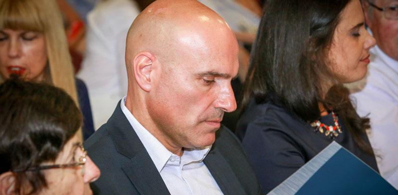"""יו""""ר לשכת עורכי הדין, אפי נוה / צילום: שלומי יוסף"""