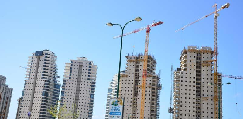 שכונת עיר ימים בנתניה. הבניינים בתמונה לא קשורים ישירות להחלטה / צילום: תמר מצפי
