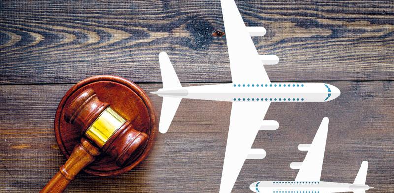 מחלוקת משפטית מול חברת תעופה שאין לה נציגות בישראל/  צילום: Shutterstock