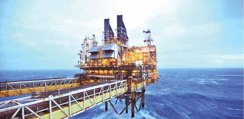 מתקן של BP בים הצפוני  / צילום: רויטרס Jack Gruber