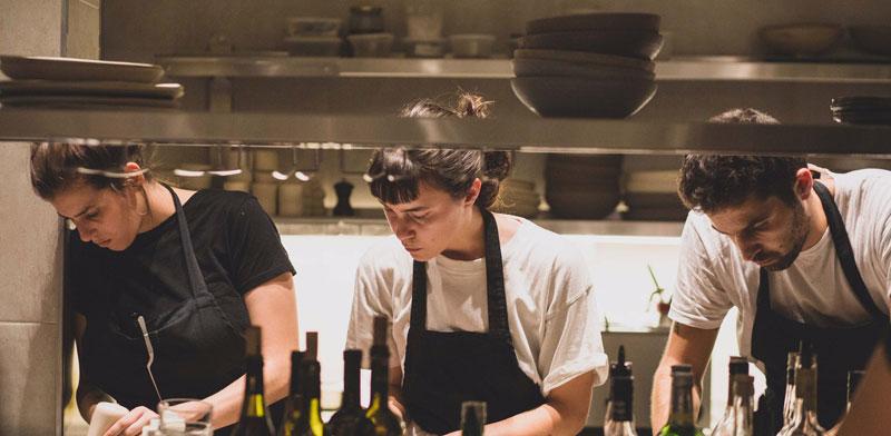 מסעדת אופא / צילום: חיליק גורפינקל