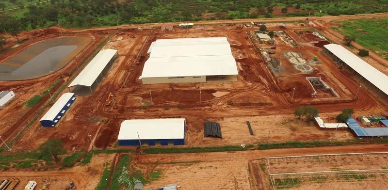 פרויקט של תהל באנגולה./  צילום: מצגת החברה