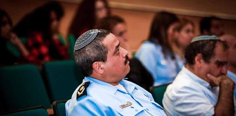 """המפכ""""ל לשעבר רוני אלשיך / צילום: שלומי יוסף"""