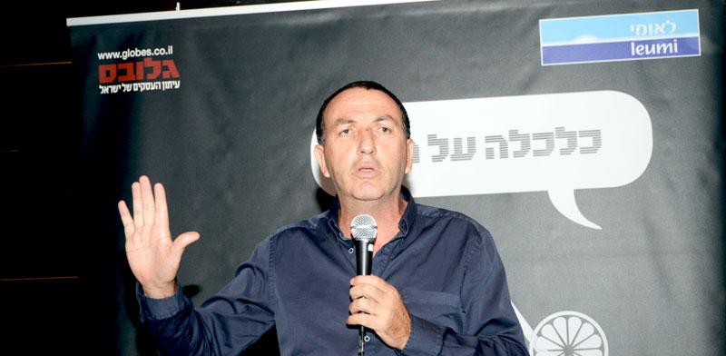 דני כהן, לשעבר בכיר בבנק לאומי / צילום: איל יצהר