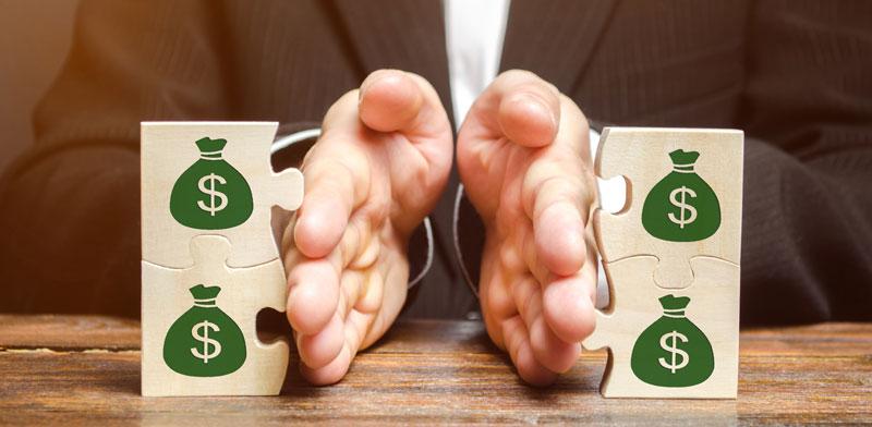 חשבון מפצל /  צילום: Shutterstockא.ס.א.פ קריאייטיב