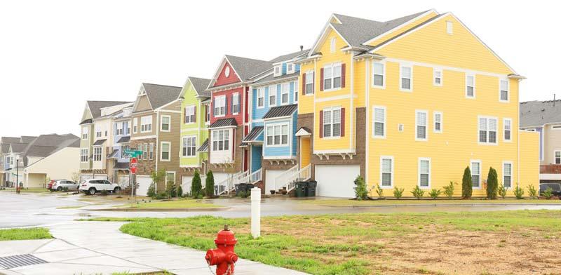 אייפקס, פרבר של ראלי, בירת קרוליינה הצפונית./ צילום: /Shutterstock א.ס.א.פ קריאייטיב