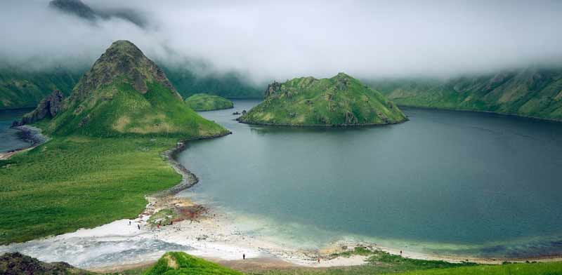 האי קונשיר, הדרומי ביותר בשרשרת האיים  /  Shutterstock | א.ס.א.פ קריאייטיב