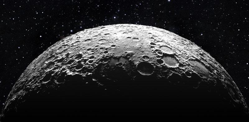 הירח / צילום: shutterstock
