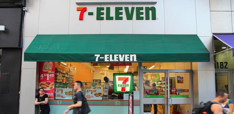 סניף של רשת 7 Eleven / צילום: Shutterstock, א.ס.א.פ קריאייטיב