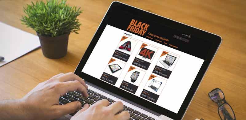בהלת הקניות באינטרנט / צילום: Shutterstock, א.ס.א.פ קריאייטיב