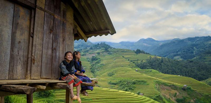 האזורים הכפריים במחוז הא ג'יאנג בצפון המדינה/ צילום: : Shutterstock | א.ס.א.פ קריאייטיב
