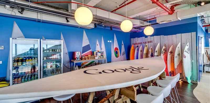 משרדים-משרדי גוגל-ישראל / צילום: איתי סיקולסקי