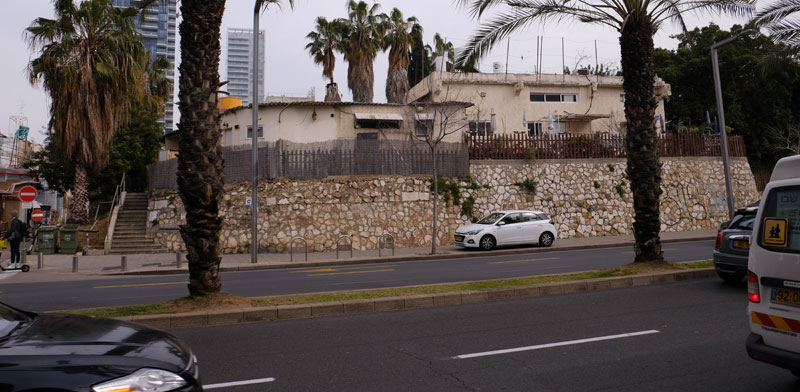 מתחם סומייל תל אביב/ צילום: איל יצהר