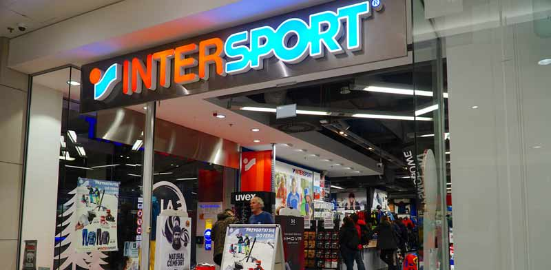 InterSport Photo: Shutterstock ASAP Creative
