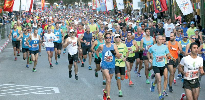 מרתון טבריה / צילום: מרתון ישראל