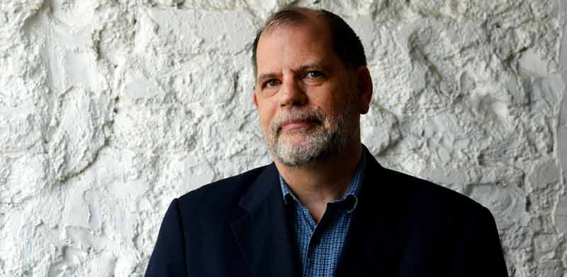 Tyler Cowen  photo: Eyal Izhar
