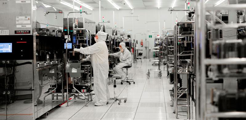 Semiconductor fab in Israel