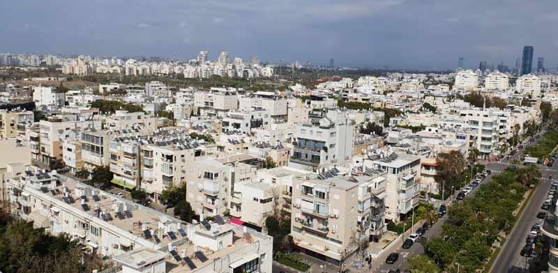 תל-אביב / צילום: גיא ליברמן