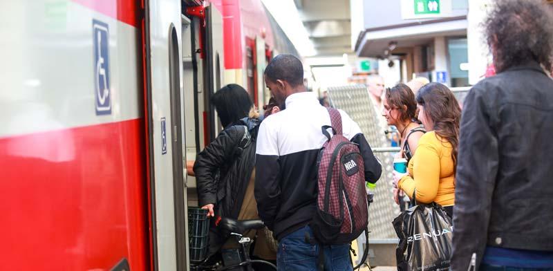 רכבת ישראל / צילום: שלומי יוסף
