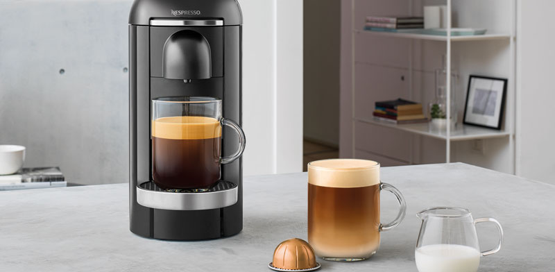 """מכונת קפה ורטו של נספרסו / צילום: יח""""צ"""