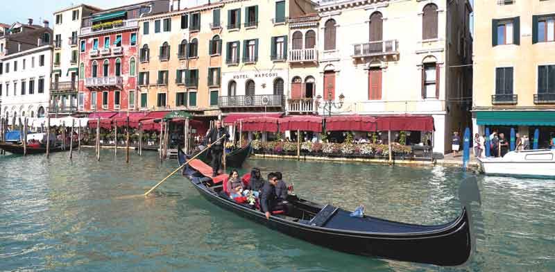 ונציה / צילום: רויטרס