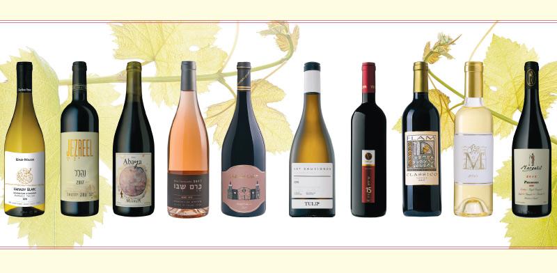 """יינות לחג / צילומים: עידון גיל, אלעד כרמי, רן הילל ויח""""צ"""