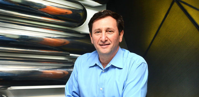 "אלכס משינסקי, מנכ""ל ומייסד שותף בחברת Celsius / צילום: איל יצהר"