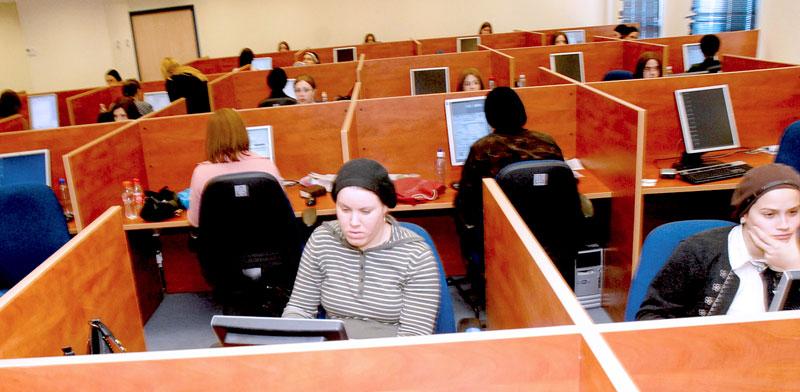 Ultra Orthodox women in high tech