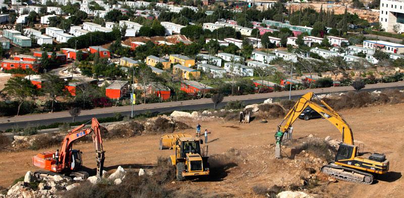 העיר אריאל שבשומרון / צילום: רויטרס