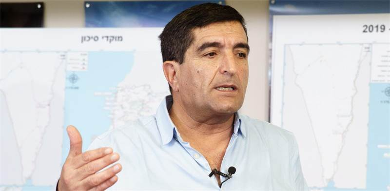 """ניסים פרץ, מנכ""""ל חברת נתיבי ישראל / צילום: Jinipix"""