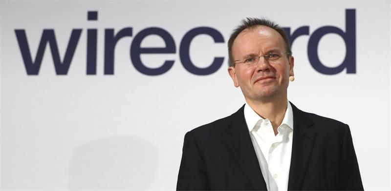 """מרקוס בראון, מנכ""""ל Wirecard / צילום: Matthias Schrader , Associated Press"""