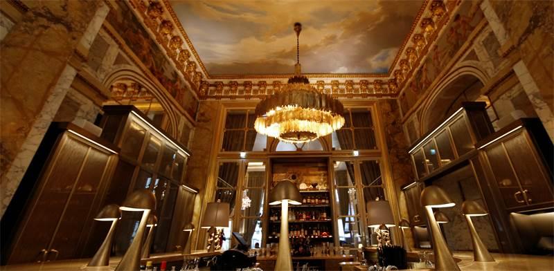 מלון De Crillon בפריז / צילום: רויטרס